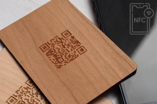 NFC Επαγγελματικές Κάρτες