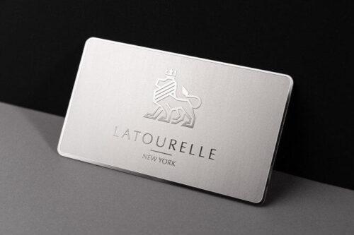 Μεταλλικές Επαγγελματικές Κάρτες